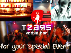 Tzars Vodka Bar - Yarra Valley Accommodation