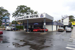 Leumeah Club Hotel - Yarra Valley Accommodation