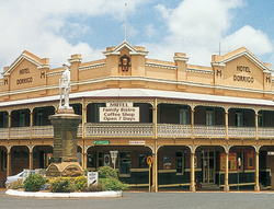 Heritage Hotel Motel - Yarra Valley Accommodation