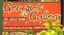 Georgies Cafe Restaurant - Yarra Valley Accommodation