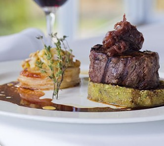 Chris's Beacon Point Restaurant - Yarra Valley Accommodation