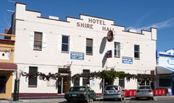 Shire Hall Hotel - Yarra Valley Accommodation