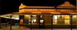 North Britain Hotel - Yarra Valley Accommodation