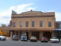 Ballina Hotel - Yarra Valley Accommodation