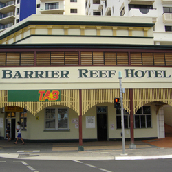 The Barrier Reef Hotel - Yarra Valley Accommodation