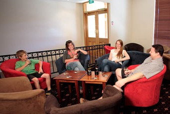 Hibernian Hotel Beechworth - Yarra Valley Accommodation