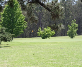 Inverell Golf Club - Yarra Valley Accommodation