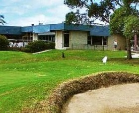 Vincentia Golf Club - Yarra Valley Accommodation