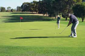 Waikerie Golf Club - Yarra Valley Accommodation