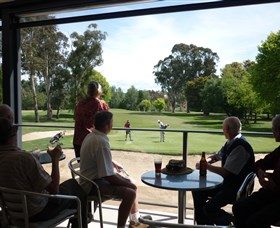 Queanbeyan Golf Club - Yarra Valley Accommodation