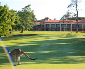 Royal Canberra Golf Club - Yarra Valley Accommodation