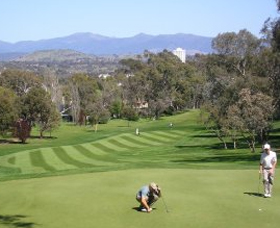 Fairbairn Golf Club - Yarra Valley Accommodation