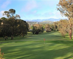 Federal Golf Club - Yarra Valley Accommodation