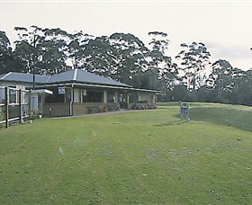 Yarram Golf Club - Yarra Valley Accommodation