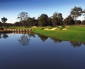 Kooindah Waters Golf Club - Yarra Valley Accommodation