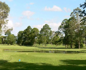 Casino Golf Club - Yarra Valley Accommodation