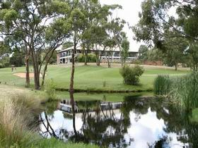 Flagstaff Hill Golf Club and Koppamurra Ridgway Restaurant - Yarra Valley Accommodation