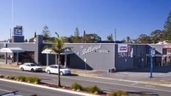 Bellevue Hotel Tuncurry - Yarra Valley Accommodation