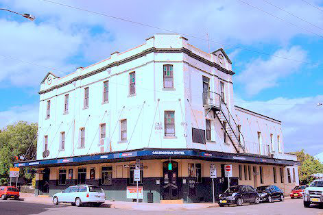 Caledonian Hotel - Yarra Valley Accommodation