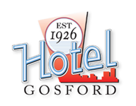Hotel Gosford - Yarra Valley Accommodation
