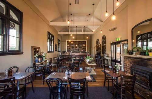 Union Bank Wine Bar - Yarra Valley Accommodation