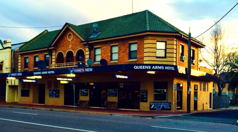 Queens Arms Hotel - Yarra Valley Accommodation