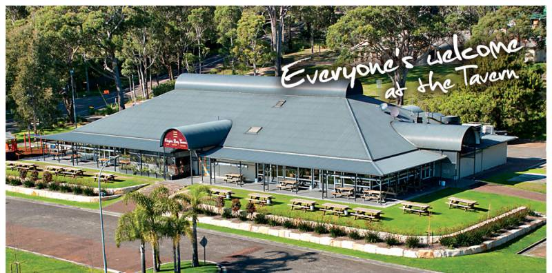 Empire Bay Tavern - Yarra Valley Accommodation
