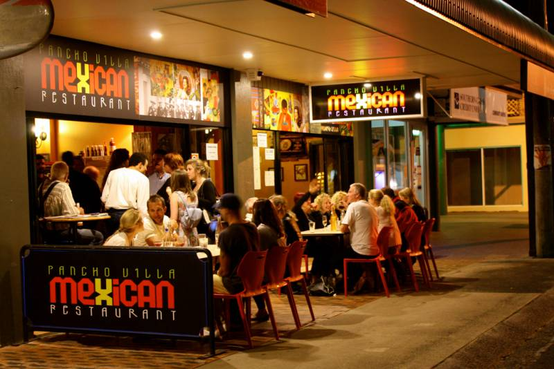 Pancho Villa Mexican Restaurant - Yarra Valley Accommodation