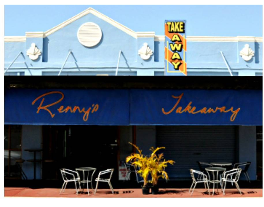 Rennys Cafe  Takeaway - Yarra Valley Accommodation