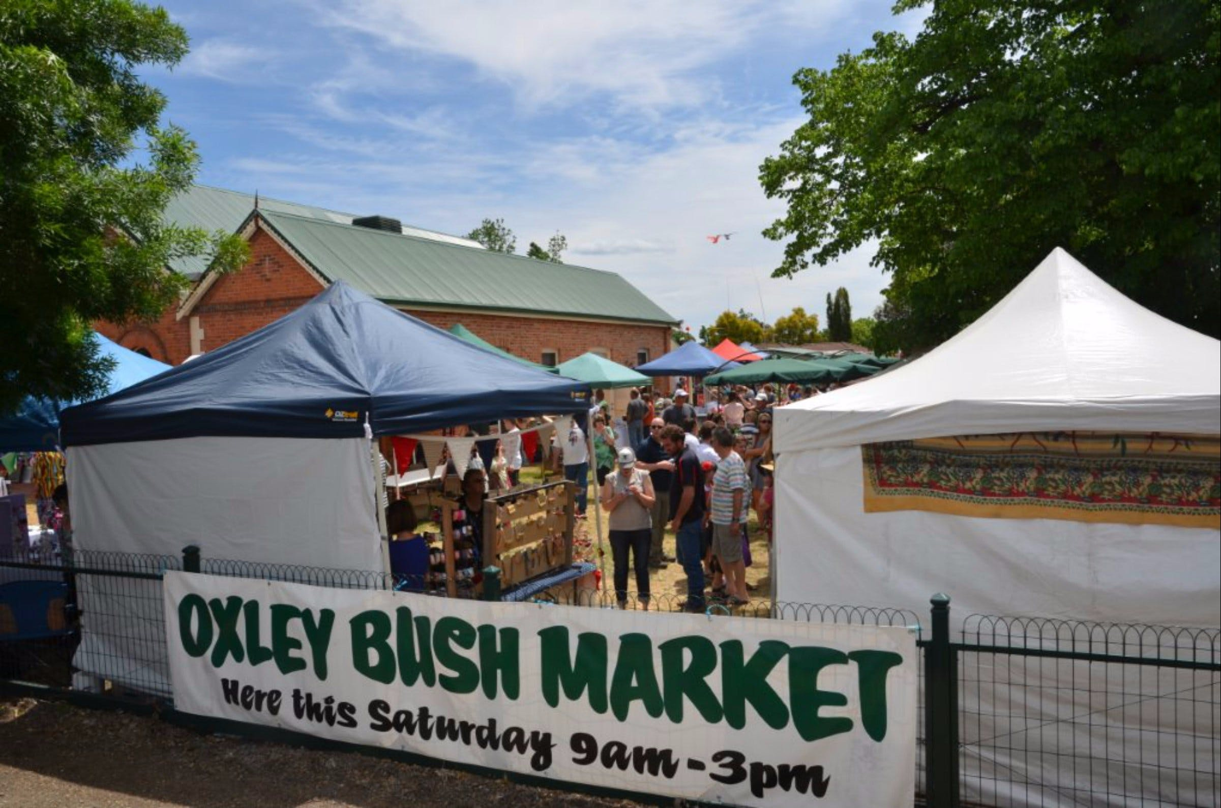 41st Annual Oxley Bush Market - Yarra Valley Accommodation