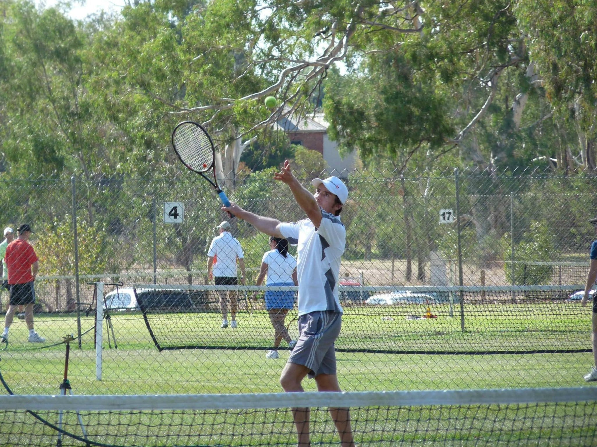 Corowa Easter Lawn Tennis Tournament - Yarra Valley Accommodation