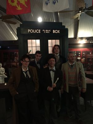 Dr Who Quiz Night - Yarra Valley Accommodation