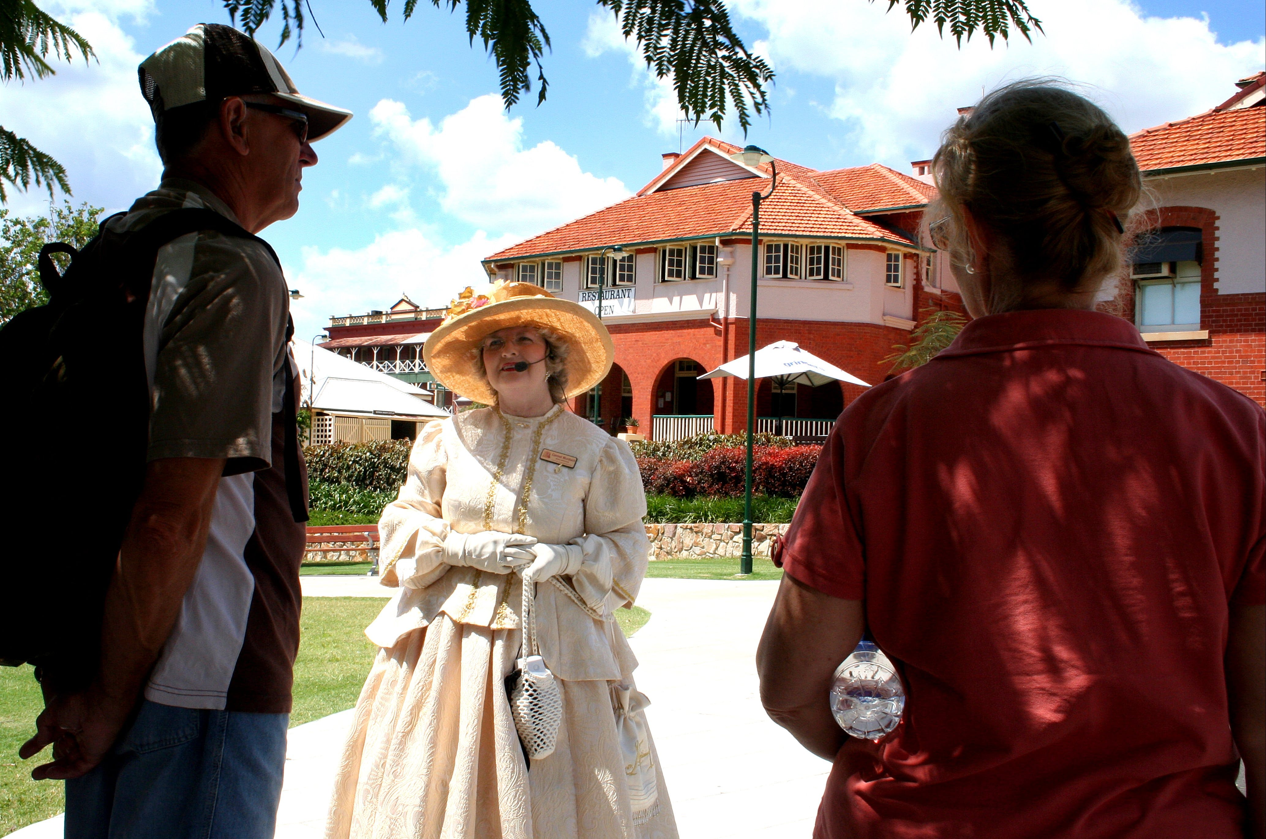 Free Guided Maryborough Heritage Walk Tour - Yarra Valley Accommodation
