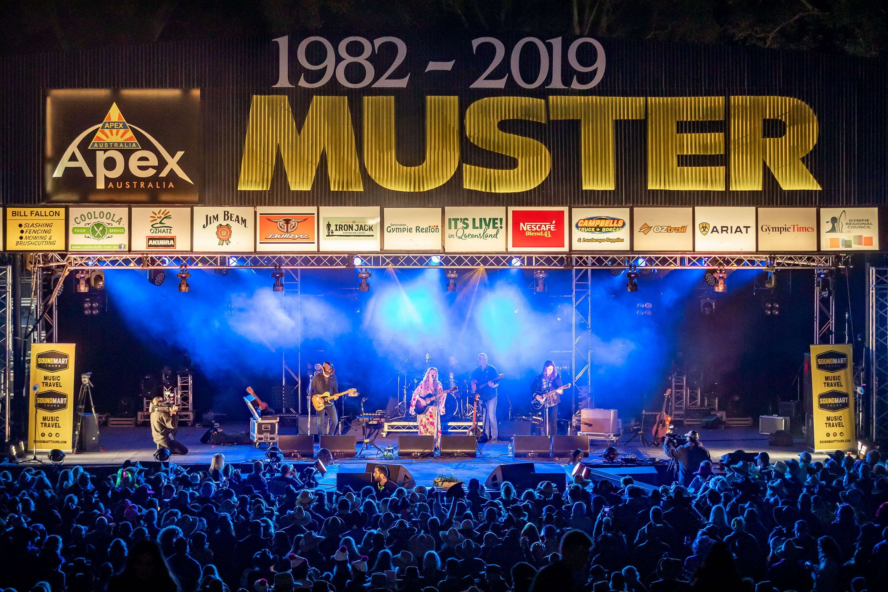 Gympie Music Muster - Yarra Valley Accommodation