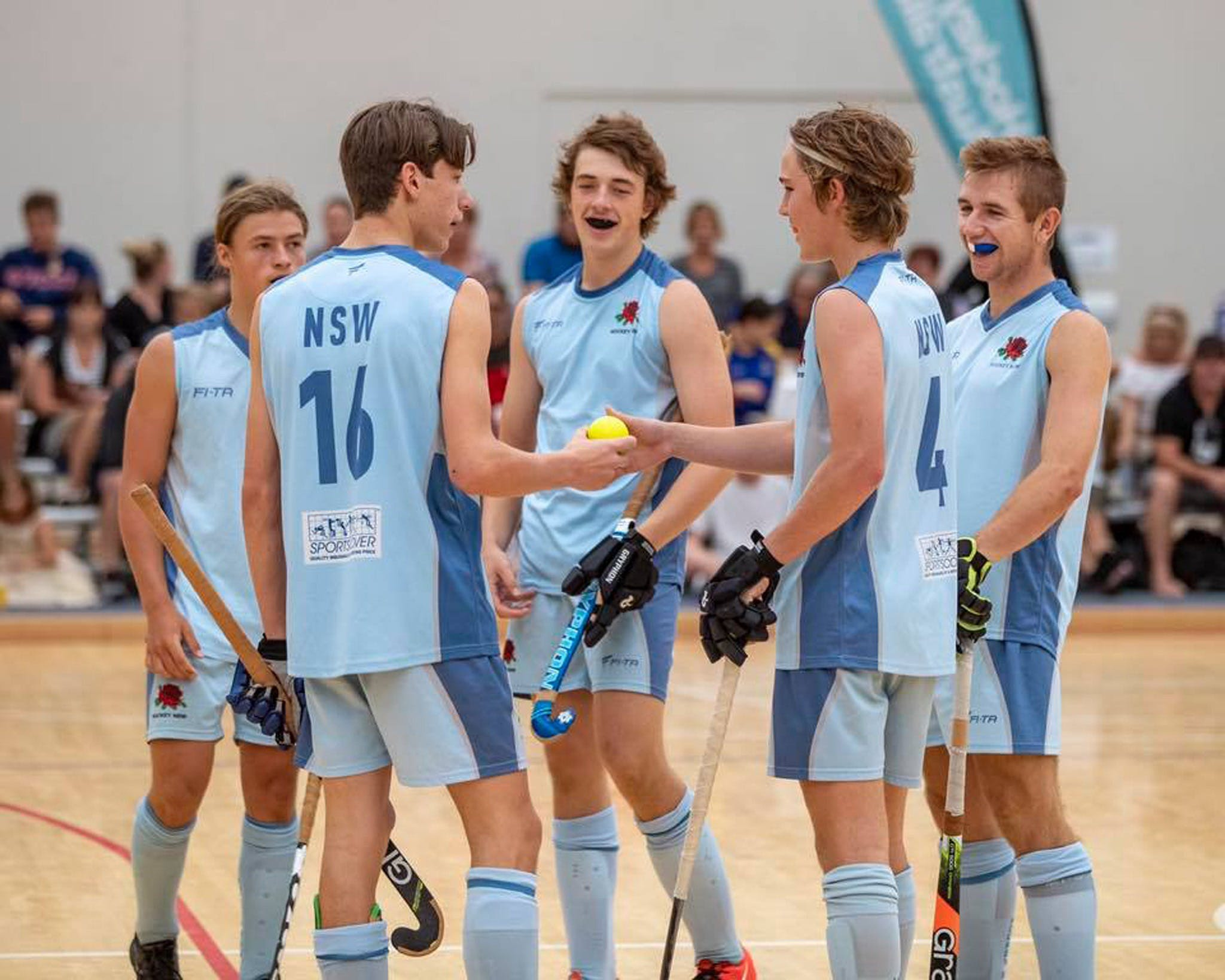 Hockey NSW Indoor State Championship  Open Men - Yarra Valley Accommodation