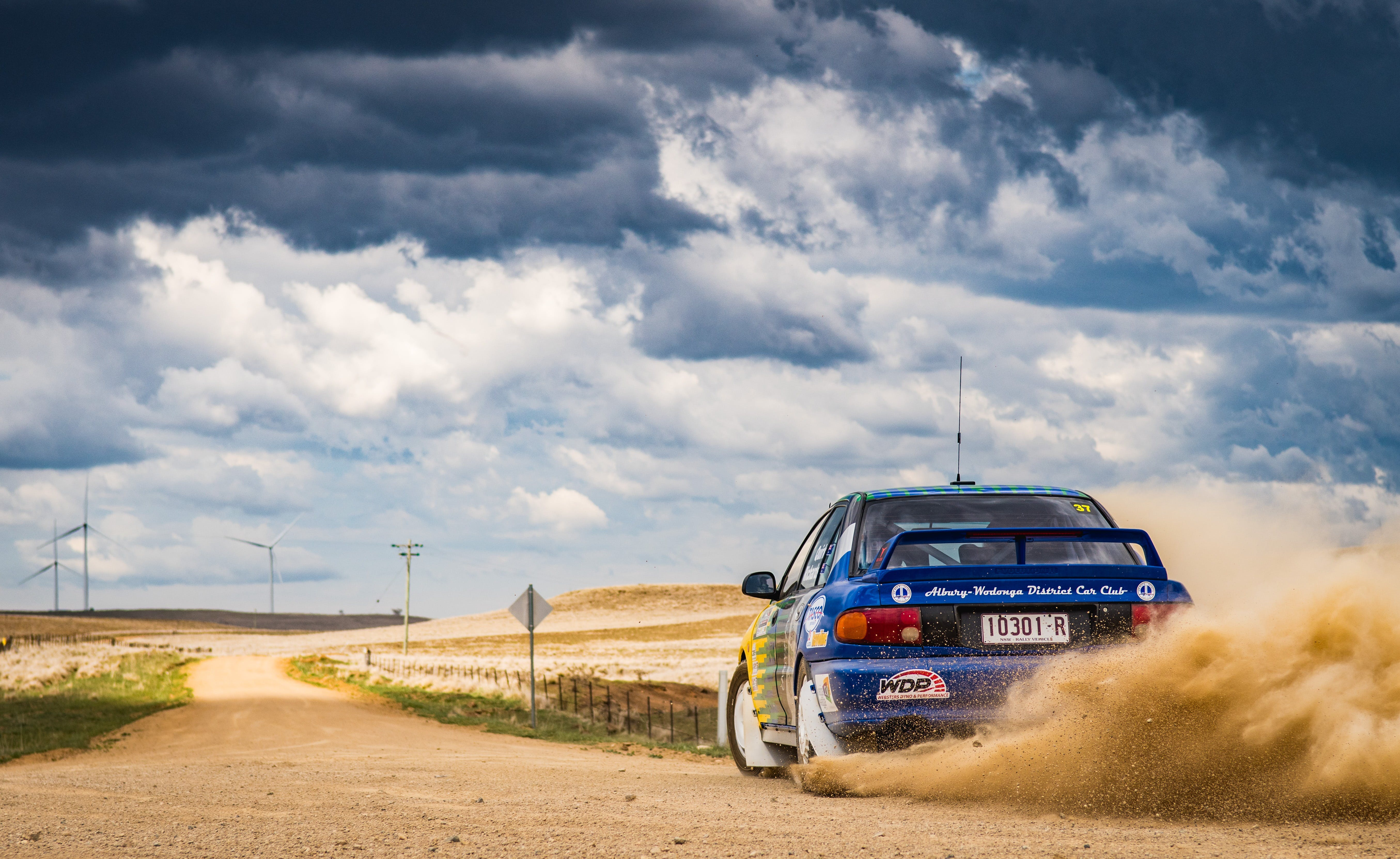 Kosciuszko Automotive Monaro Stages Rally - Yarra Valley Accommodation