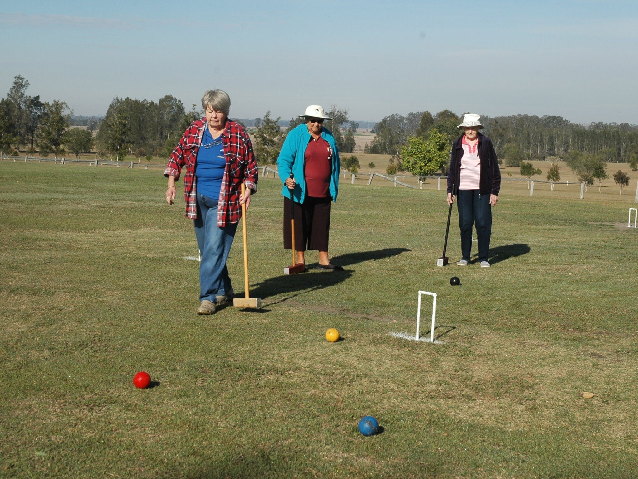Lawrence Croquet Club - Yarra Valley Accommodation