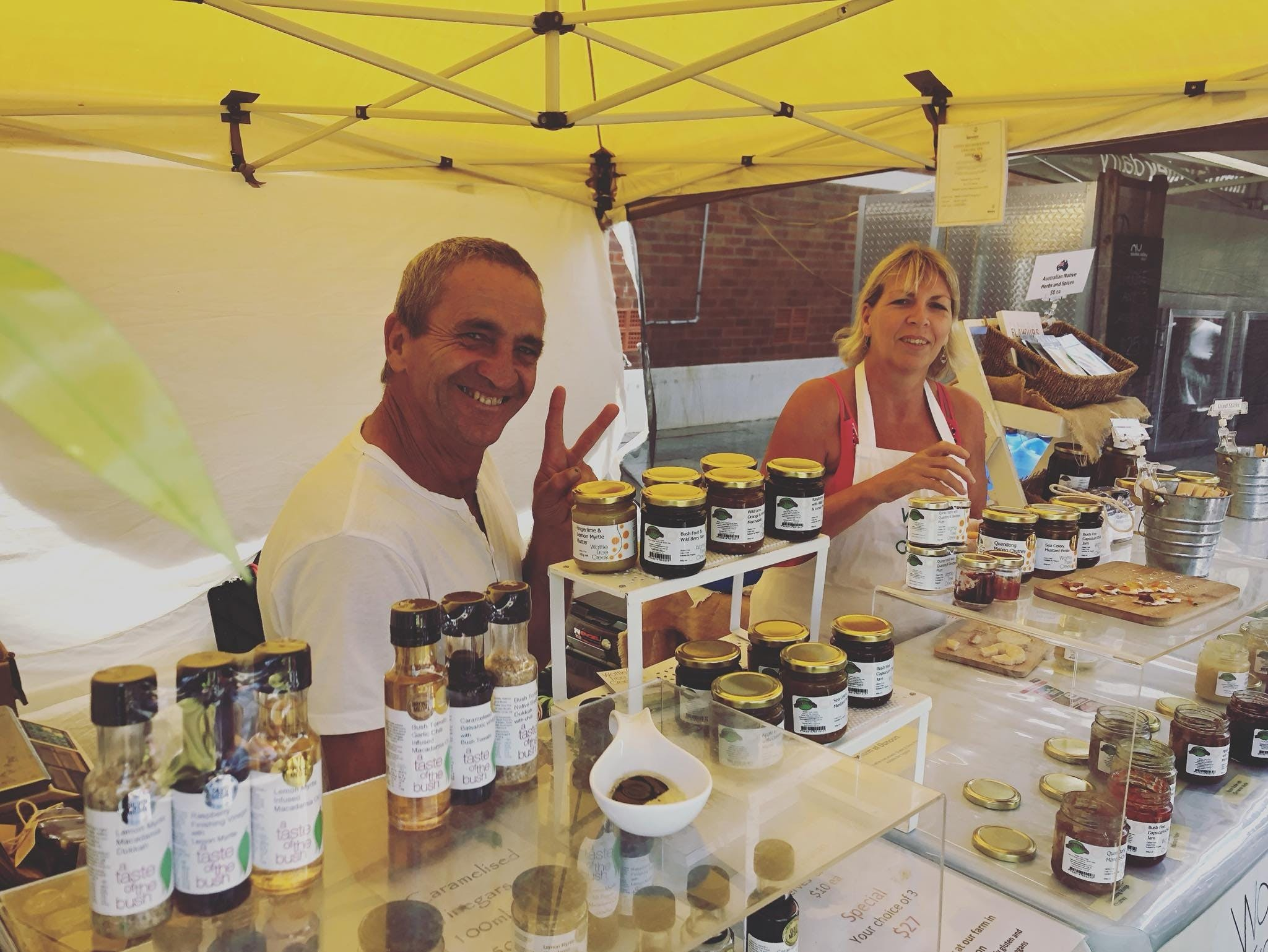 Lismore Produce Markets - Yarra Valley Accommodation