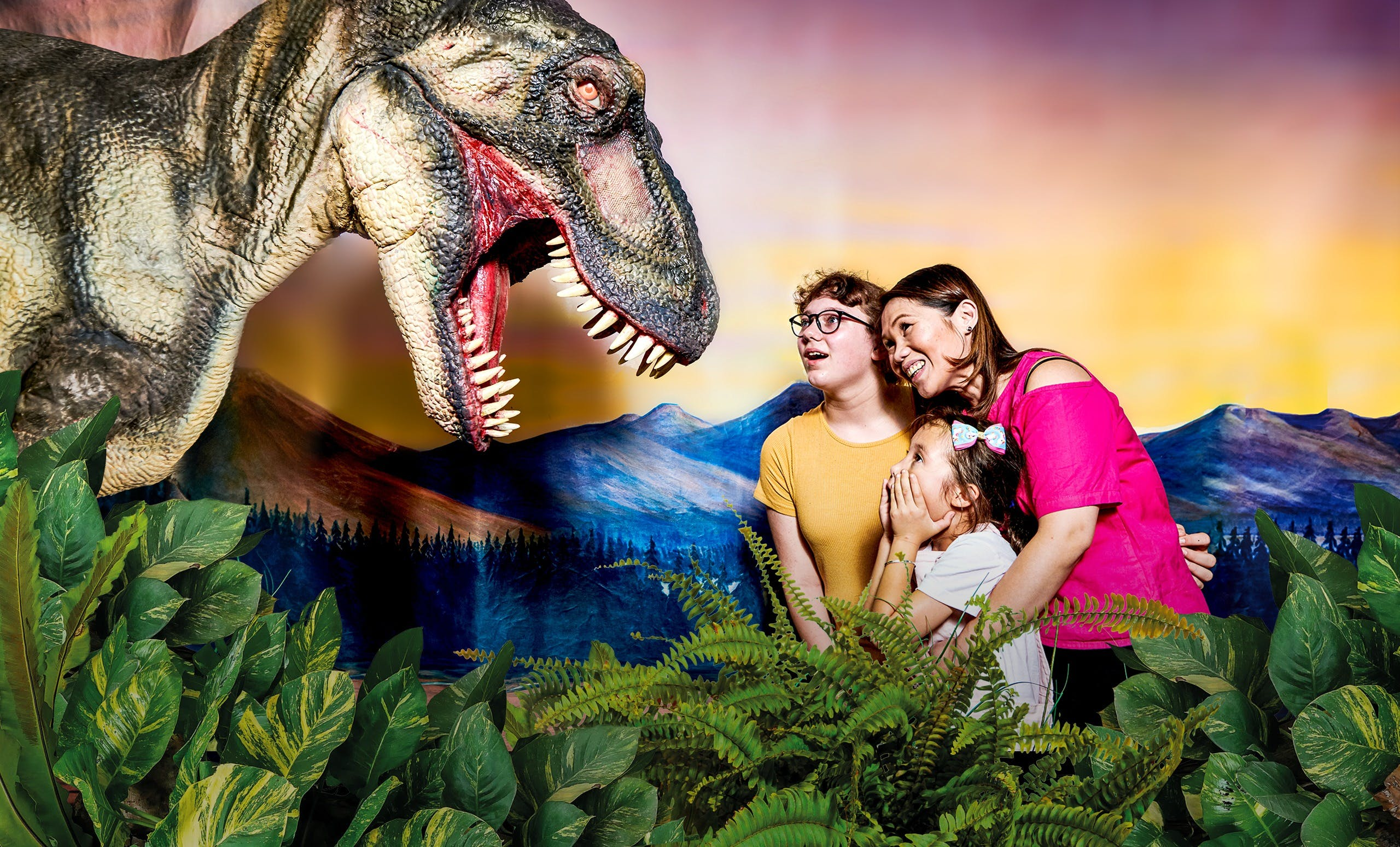 Meet the Dinosaurs at Scitech - Yarra Valley Accommodation