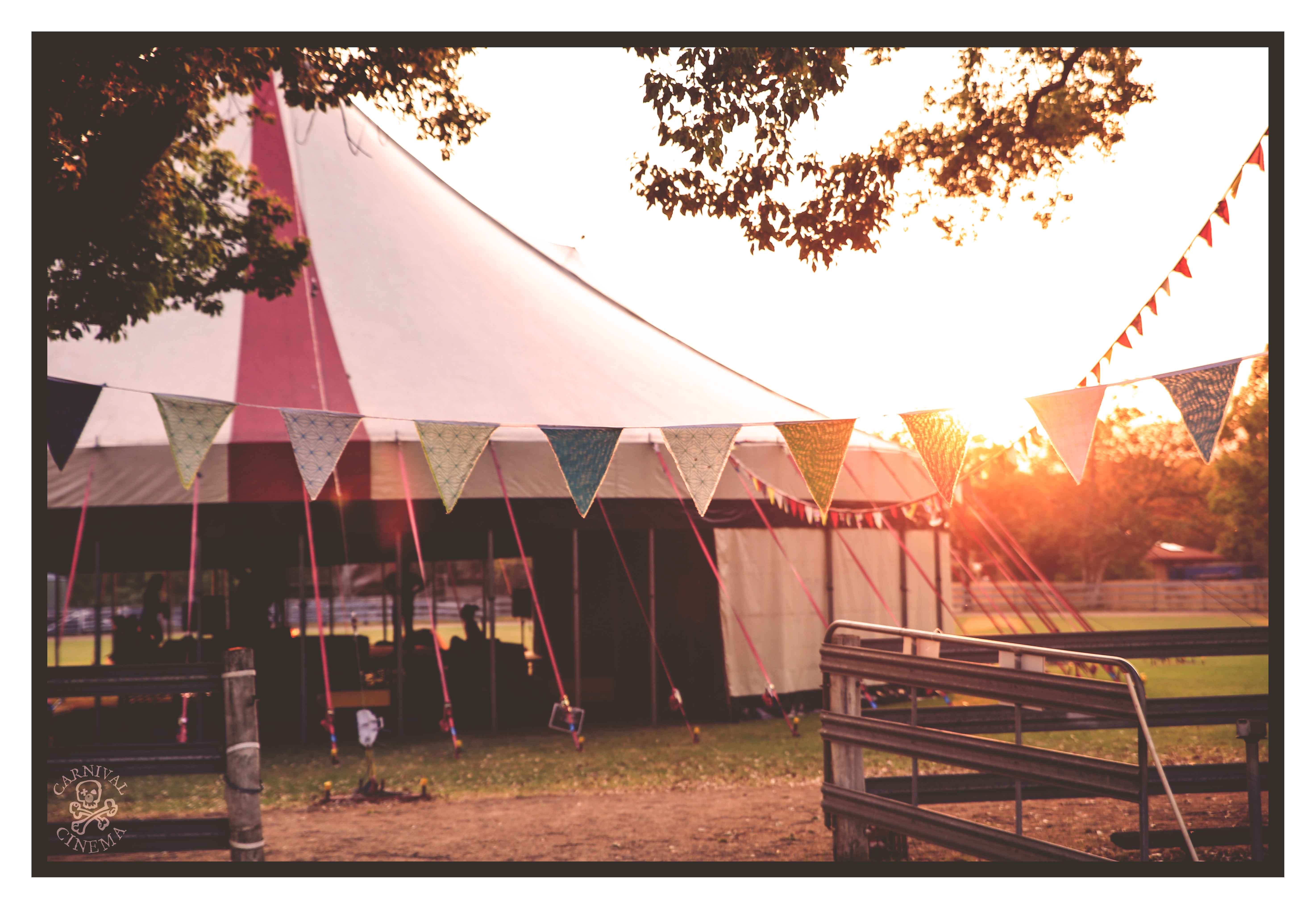Mullum Circus Festival - Yarra Valley Accommodation