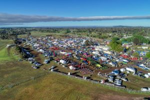 Murrumbateman Field Days - Yarra Valley Accommodation
