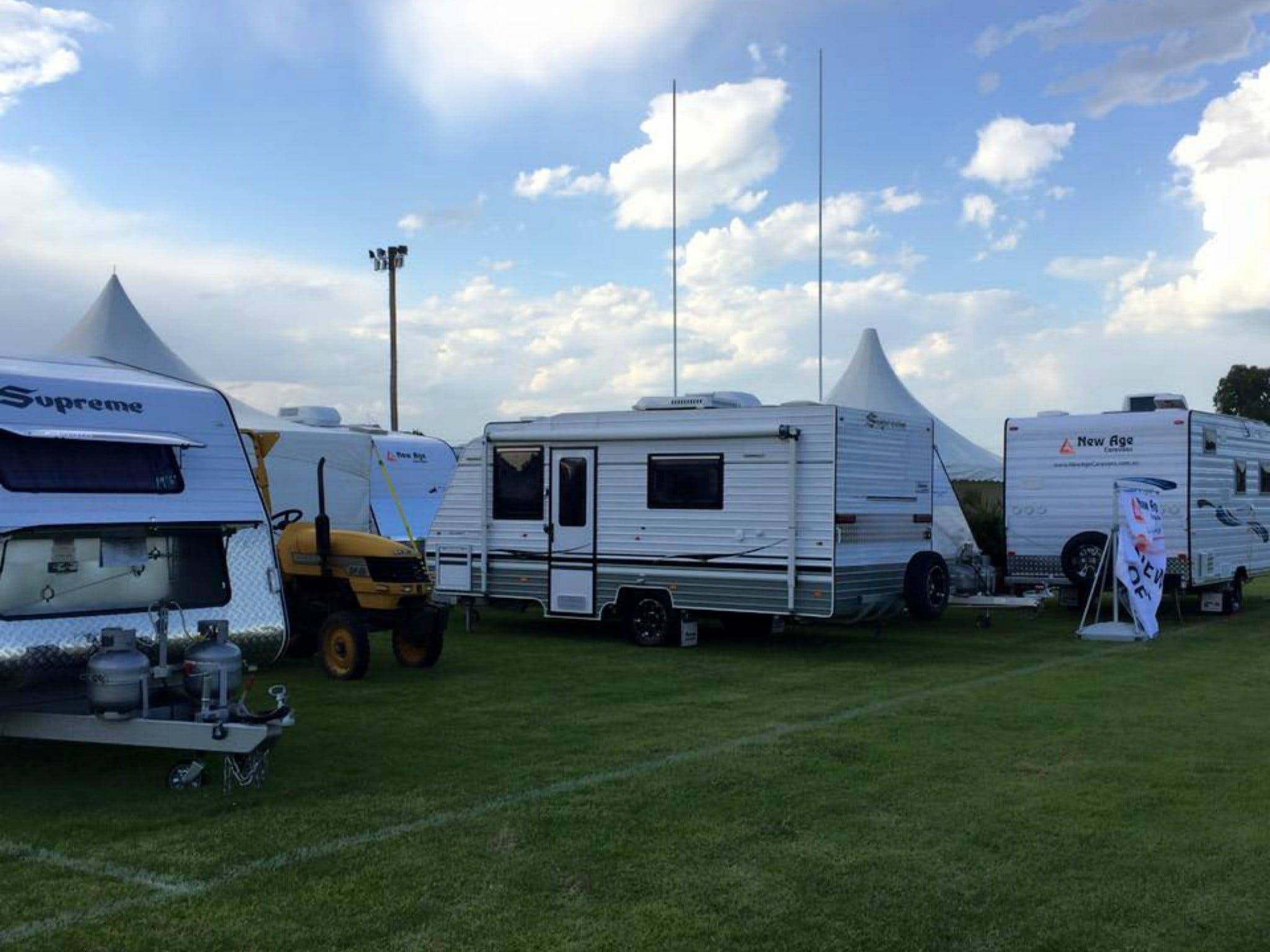 Northern Inland 4x4 Fishing Caravan and Camping Expo - Yarra Valley Accommodation