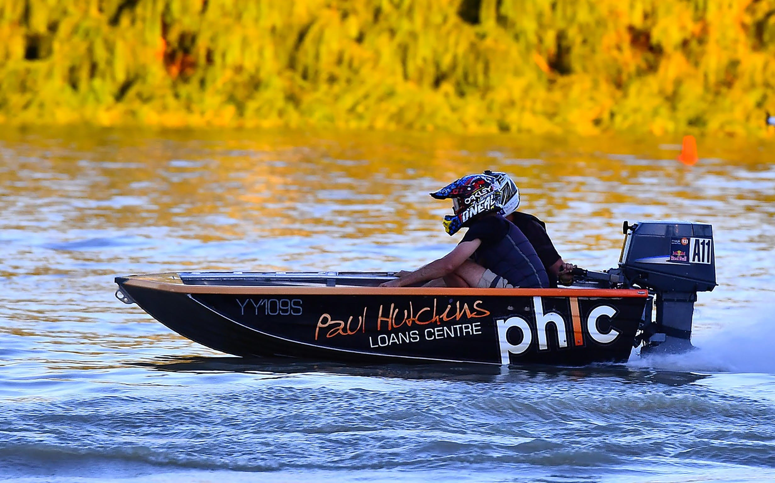 Round 6 Riverland Dinghy Club - The Paul Hutchins Loan Centre Hunchee Run - Yarra Valley Accommodation