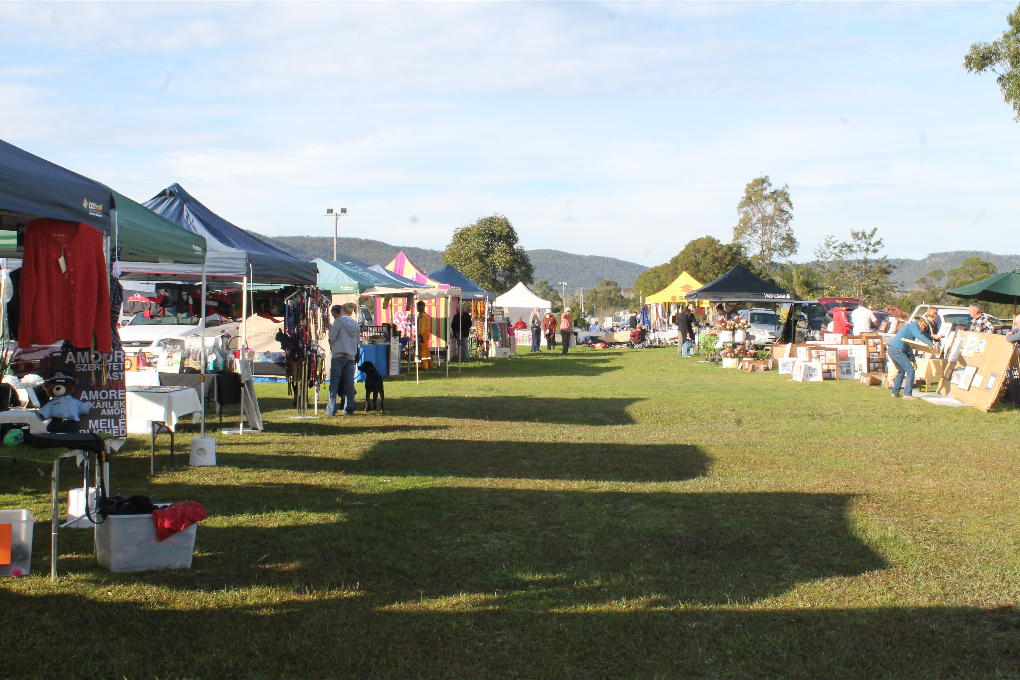 Clarence Town Markets - Yarra Valley Accommodation