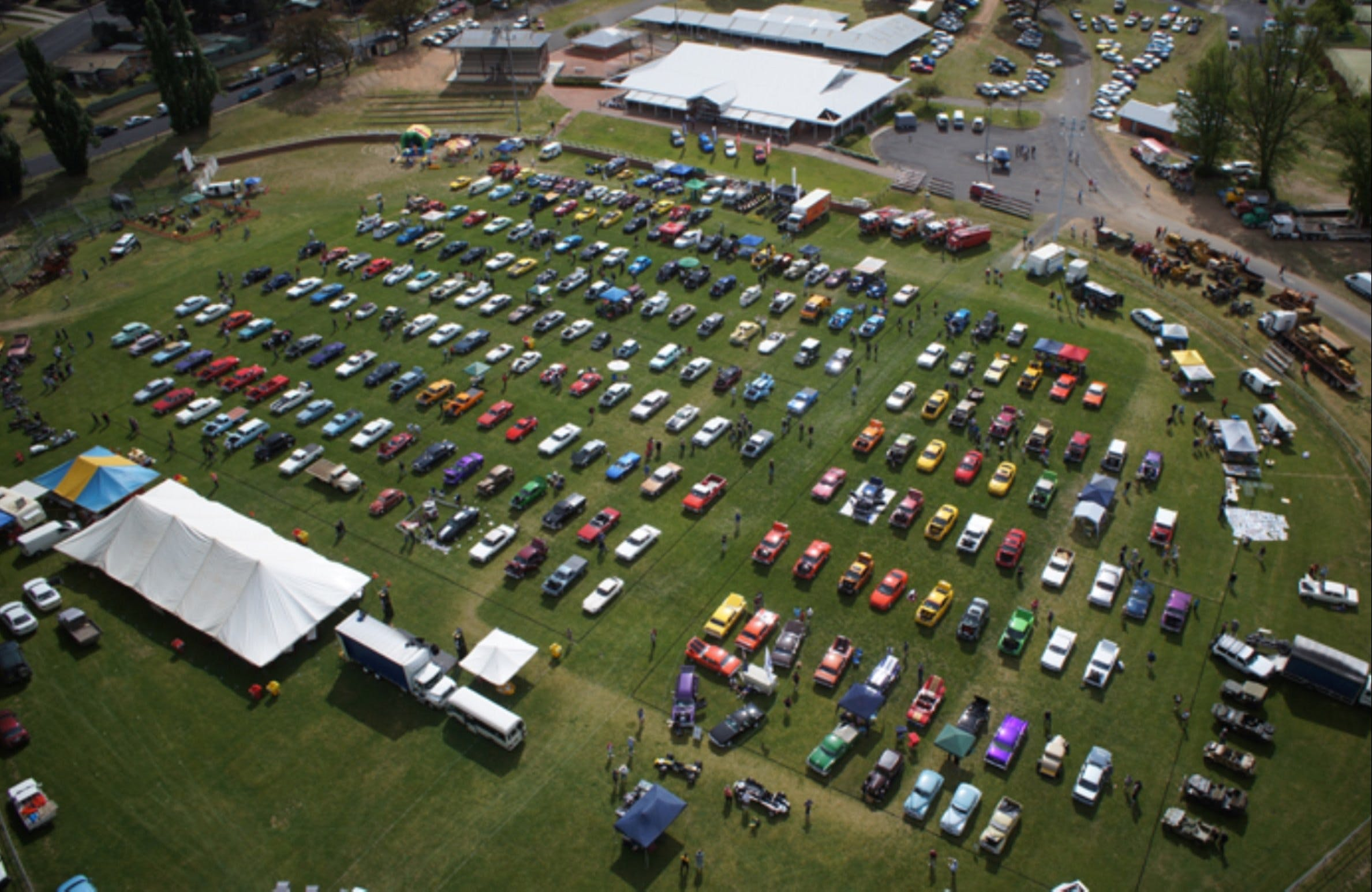 Cooma Motorfest - Yarra Valley Accommodation
