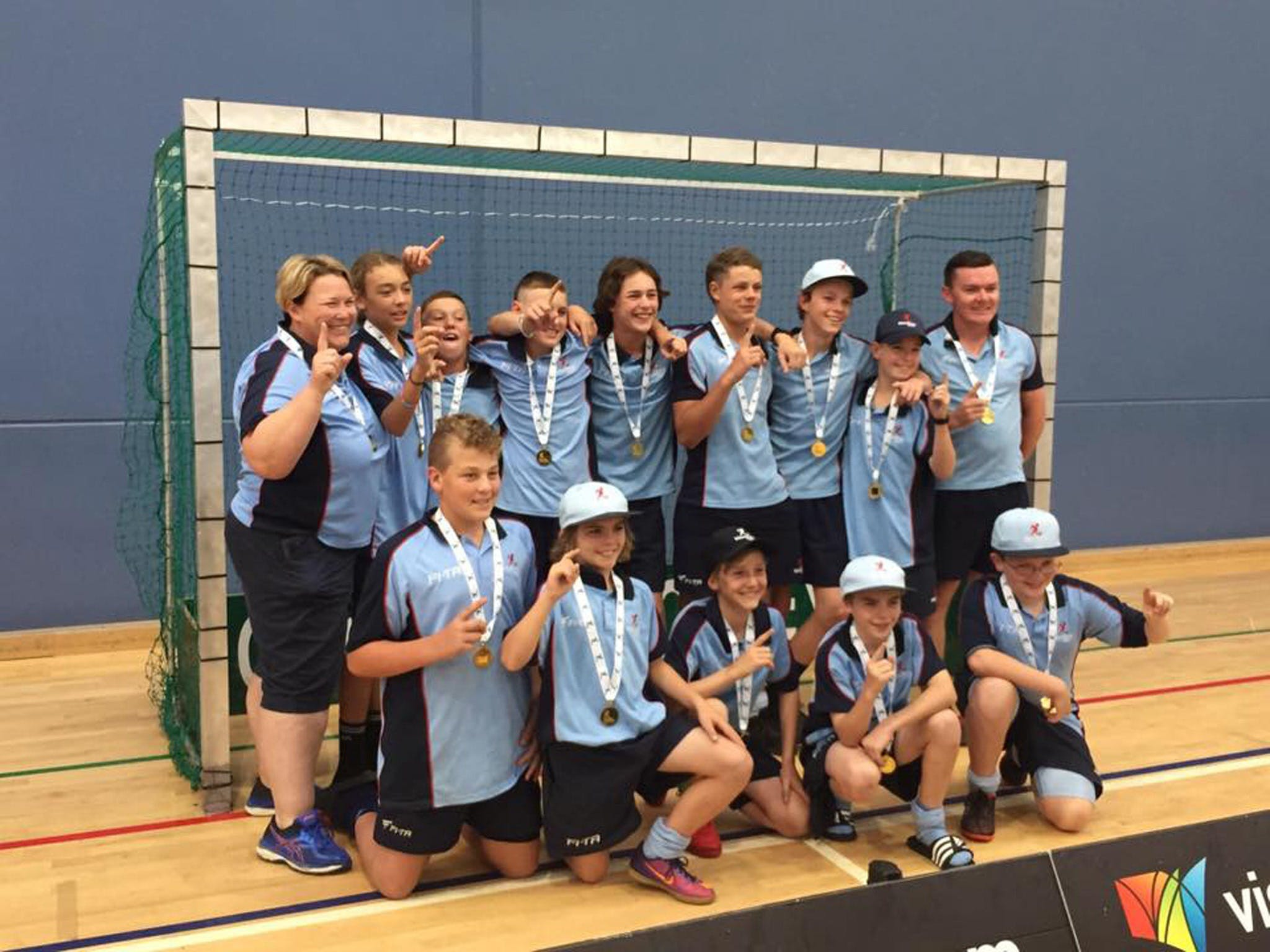 Hockey NSW Indoor State Championship  Under 18 Boys - Yarra Valley Accommodation