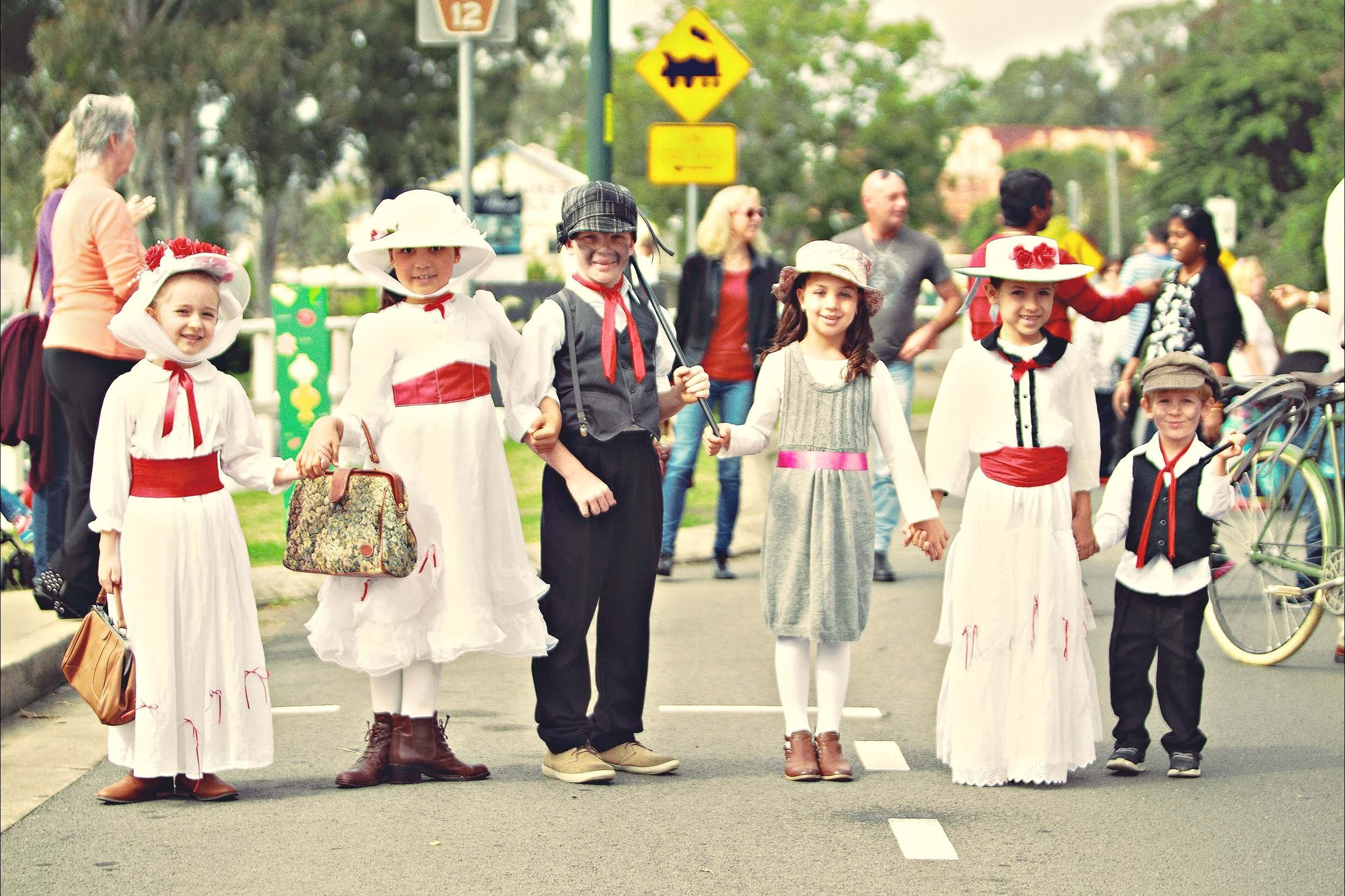 Mary Poppins Festival - Yarra Valley Accommodation