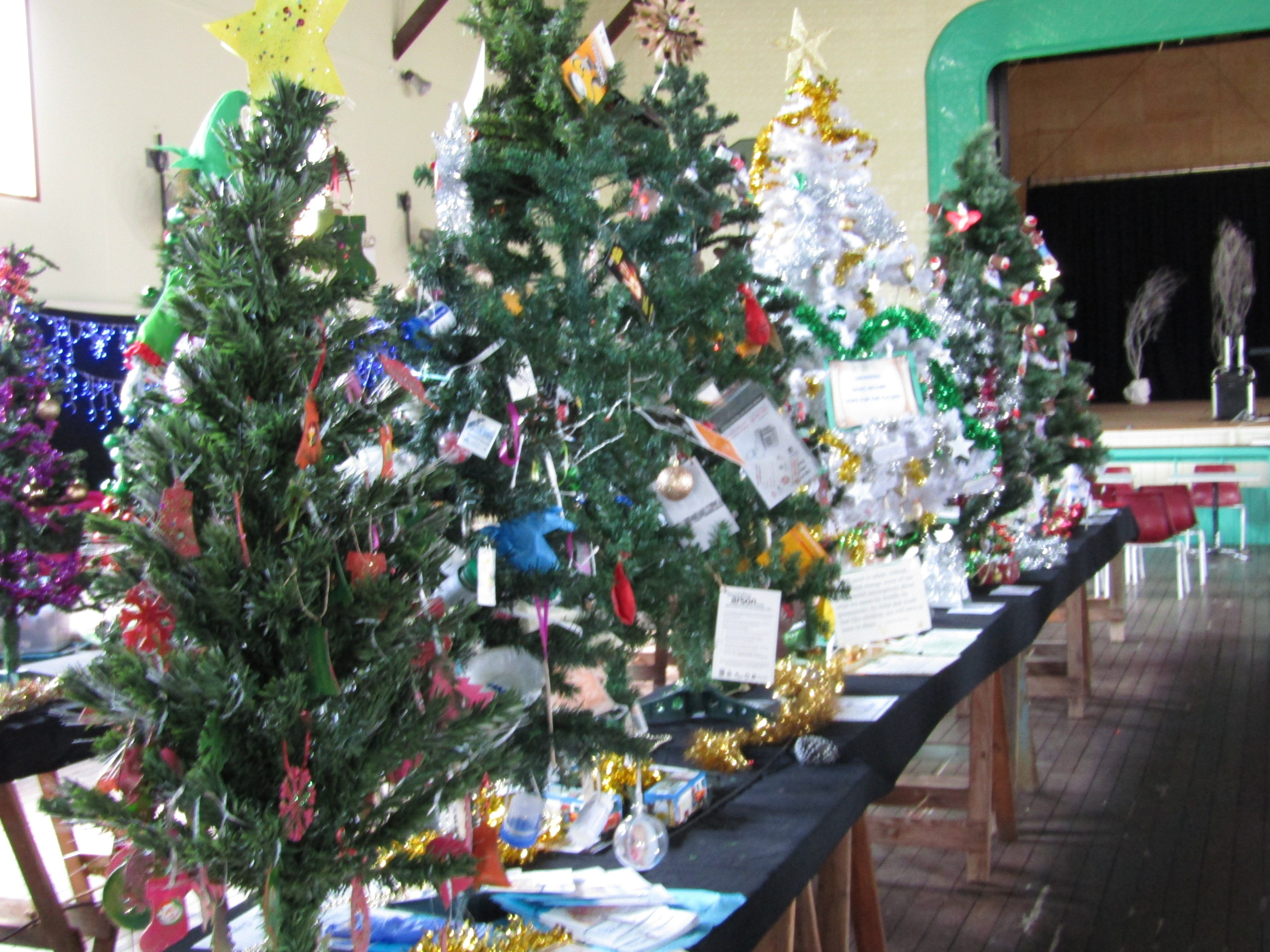 Mount Morgan Christmas Tree Festival - Yarra Valley Accommodation