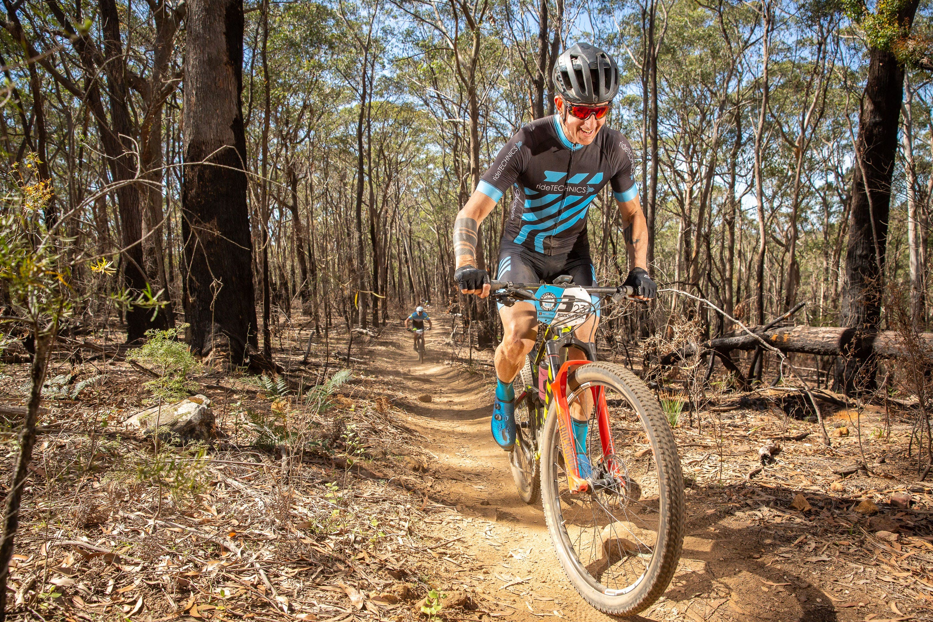 Shimano Mountain Bike Grand Prix Race Six Kempsey - Yarra Valley Accommodation