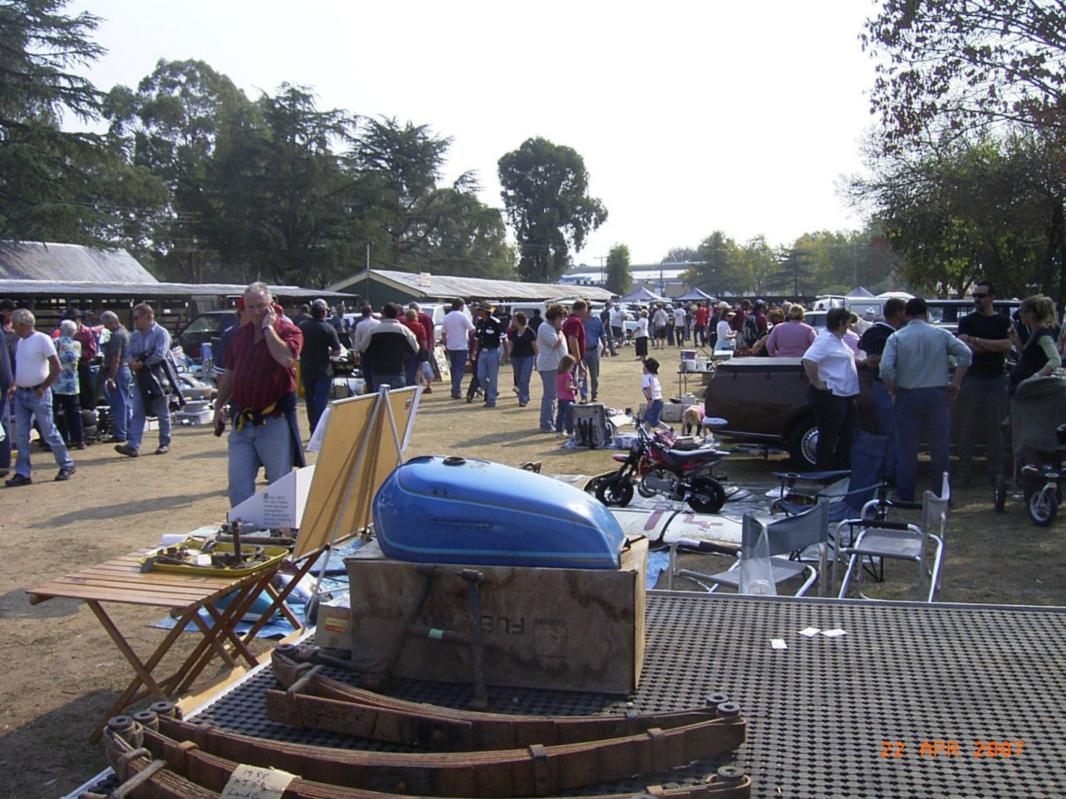 Wangaratta Swap Meet and Collectables Market - Yarra Valley Accommodation